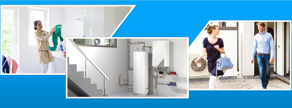 Možnosti inštalácie tepelné čerpadlo